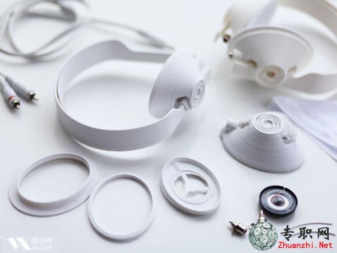 头戴式耳机设计图纸