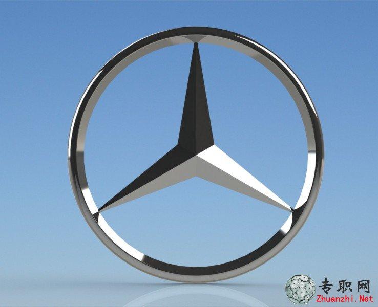 车标一个圆里面三角