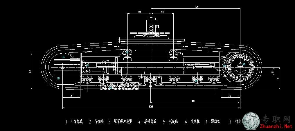 机械结构二维设计