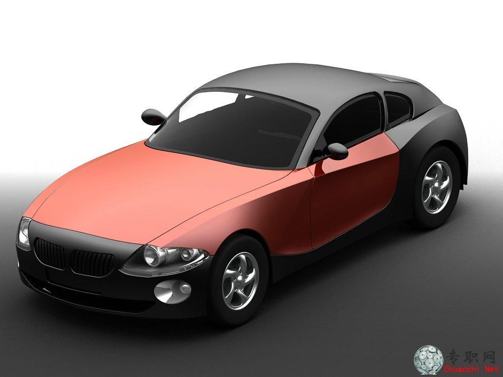 """""""小轿车""""设计建模详细过程_solidworks产品设计实例视频教程下载"""
