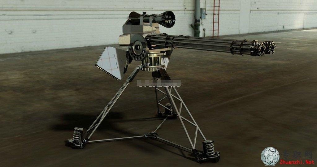 --> AutoCAD设计的加特林机枪3D模型,提供DWG/stl源文件下载     分享一个autocad设计的加特林机枪3D模型,还有stl格式的图纸。加特林机枪—手动型多管旋转机关枪。加特林机枪是由美国人理查·乔登·加特林(Richard Jordan Gatling,一译格林,故此枪也被译作格林机枪或译作盖特机枪/机炮) 在1860年设计而出的,是第一支实用化的机枪。