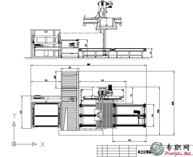 g0立柱卧式带锯床电路原理图