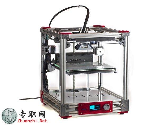 行业资料 图纸下载 > ultimaker三维打印机3d模型_solidworks设计